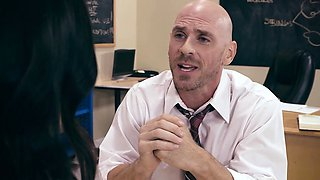 Brazzers - Big Tits at School -  No Bubblecum
