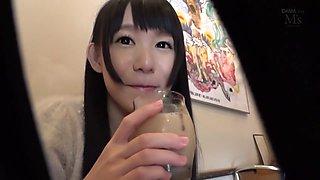 Hottest Japanese slut Marie Konishi in Amazing couple, swallow JAV movie