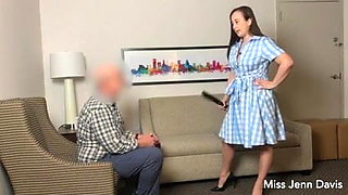 Unauthorized Masturbation
