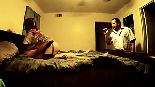 Luscious mature housewife fulfills her cuckold fantasies
