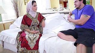 arabic Egyptian ass hijab