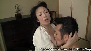Japanese AV Model amazing hot mature babe in bondage sex
