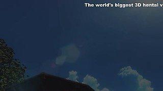 Summer Vacation Treasure Hunt - Crazy 3D anime xxx clips