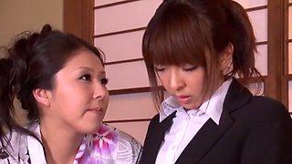 Incredible Japanese girl An Mashiro in Crazy Big Tits, Public JAV movie