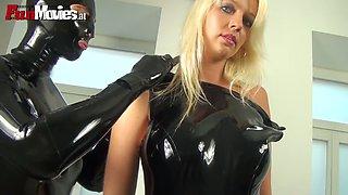 luscious latex tits. Part 2