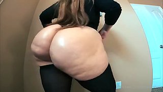 A BIG BOOTY BITCH THAT NO ONE HAS EVER HEARD OF