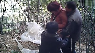 Chinese Daddy Forest 35