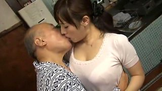 Incredible Japanese model Azusa Nagasawa in Amazing Handjobs, Blowjob/Fera JAV video