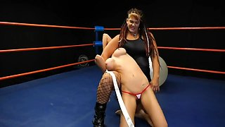DT Female Wrestling 2