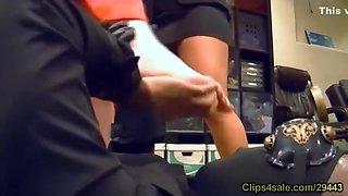 Girl Tickle