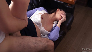 Japanese Housewife Fucked In Her House