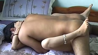 Cheating desi girlfriend fucking with a colleagues hd