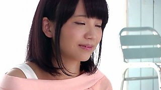 Marika Miku in E Cup 81cm Perfect Girl AV Debut part 1