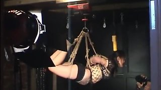 Crazy sex clip Hogtied exclusive you've seen