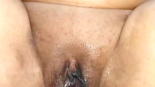 Desi Indian MILF Aunty Masturbating With Cucumber And Squirting
