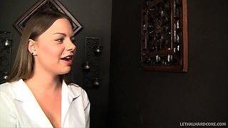 Best pornstar Katy Karson in Amazing Glory Hole, Big Tits porn clip