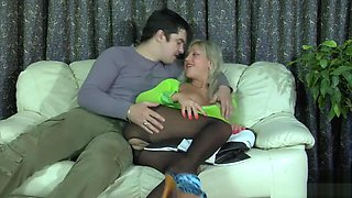 Hot russian MILF Monica (BEST SCENES)