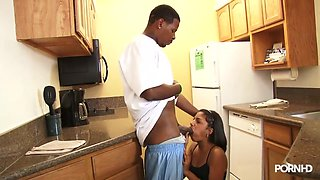 Cheating Indian Wife Destroyed by Huge Thick BBC