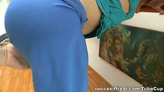 Rocco's Coming In America, Scene #02
