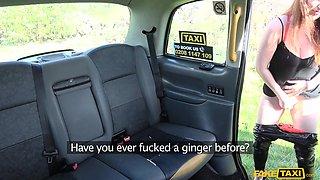 munching a cabbie's butt