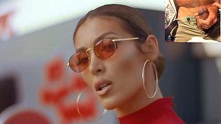 Jerking and Cumming for Albanian Singer Nora Istrefi