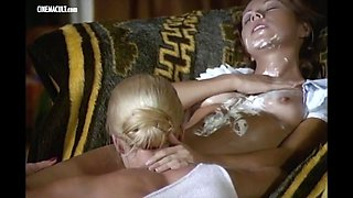 Melissa Wyler, Gisela Hahn And Kate Rodger In Nude Celebrities - Tits Covered In Cream