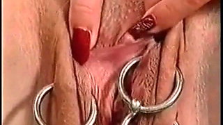 My Sexy Piercings – legend with pierced pussy and nipples