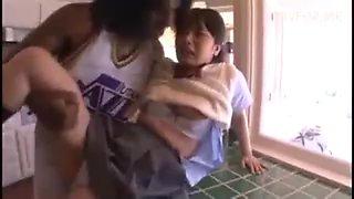 Jav schoolgirl interracial fuck hardcore