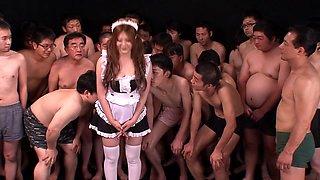 Momoka Nishina in Dream Woman 83 part 1.2
