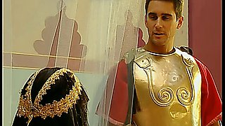 julia taylor as cleopatra pussy and anal fucking