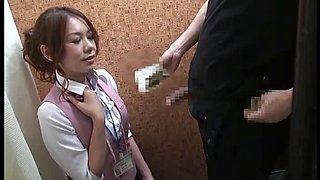 Japanese Dressing Room Flash(censored) #6