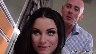Brazzers Exxtra: The Perfect Maid. Veruca James, Johnny Sins