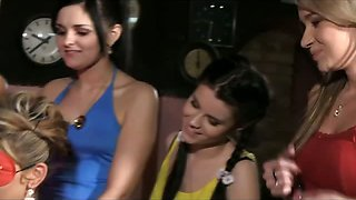 2 Hard CFNM Cocks for bachelorette party