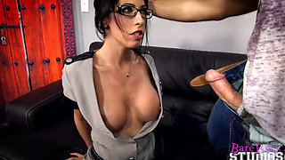 Dava Foxx in Siblings with Benefits HD