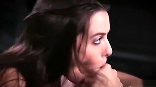 Pure Taboo hottie Lana Rhoades undresses for her brother