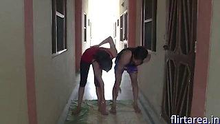 Gym Trainer Ne Bhabhi Ko choda
