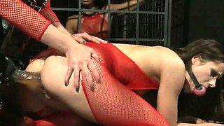 Mistress Kathia\'s dungeon - part 1.