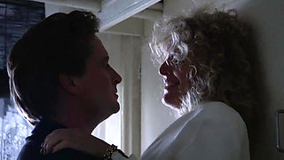 Celebrity Glenn Close Sex Scenes in Fatal Attraction (1987)