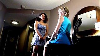 Mackenzie spanked hard by mrs Clare