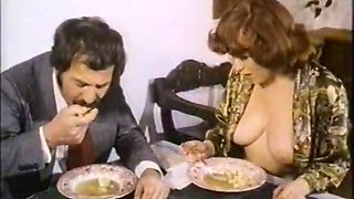 Hottest vintage clip with Hans Billian and Patricia Rhomberg