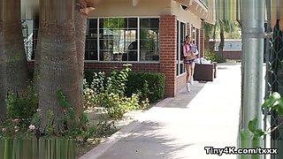 Kristen Scott in Back To School - Tiny4K