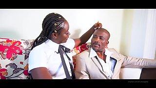 African BBW schoolgirls securing their grades