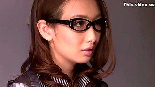 Hottest Japanese model Kana Narimiya in Amazing JAV censored Fetish, Hairy scene