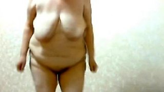 Stefany jumping up and down big tits naked