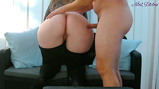I come home from work to get my wife to suck my dick!