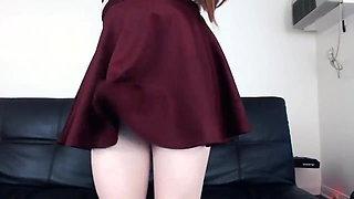Erica short skirt