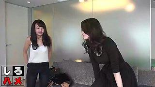 Korean Girls having fun