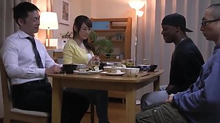 Japanese Housewife Seduction