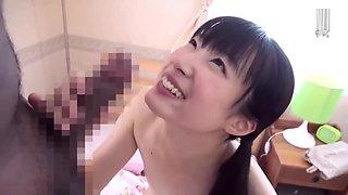Japanese Schoolgirl Cheats On Her Boyfriend With Her Foreign Black Teacher