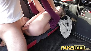 Sexy Petite French babe loves big czech dick